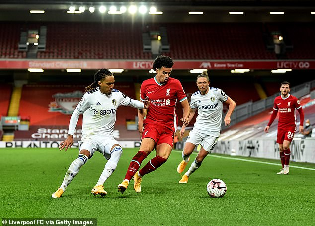 Rush expects goals at Elland Road after a cracking 4-3 at Anfield on the first day of last term