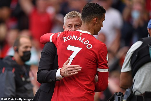 Ole Gunnar Solskjaer was full of praise for his new signing and said he gave his team a lift