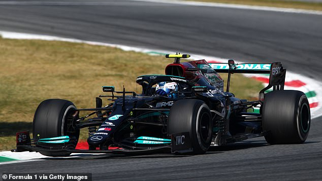 Bottas produced an impressive performance as he started in 19th place and finished thir