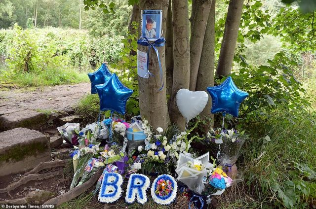 An inquest heard that Logan jumped into the water to try and help his friend but got into difficulty himself on August 18