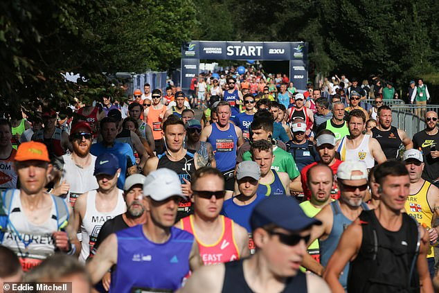 Runners today demand their cash back after bungling marathon officials admitted the course was actually a third of a mile too long