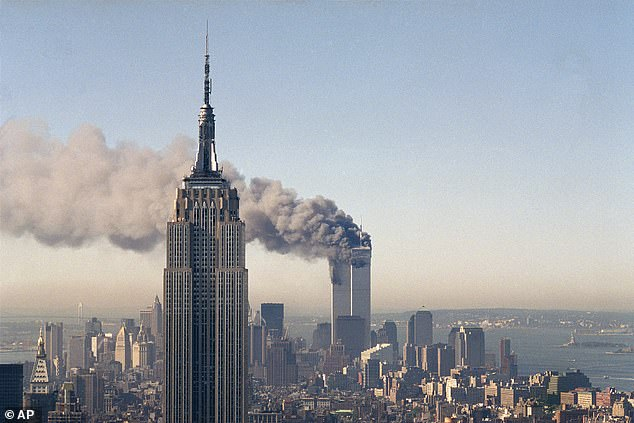 Culbertson was trying to report his crew's medical assessment to a doctor on the ground that morning, when the doctor told him planes struck the Twin Towers and another hit the Pentagon