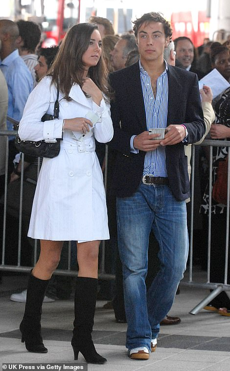 James is the youngest of the three Middleton siblings, after his eldest sister, Kate, 39, and Pippa, 38. He was watched by millions around the world as he delivered a reading from the Bible at Kate and Prince William's 2011 wedding