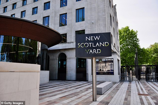 The Metropolitan Police arrestedDetective Inspector Neil Corbel, 40, of their Continuing Policing Improvement Command on suspicion of 19 counts of voyeurism