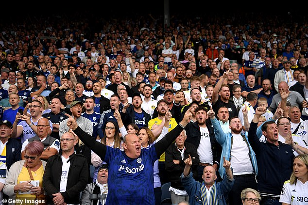 Leeds fans are back inside Elland Road but their team have been a shadow of last season's side