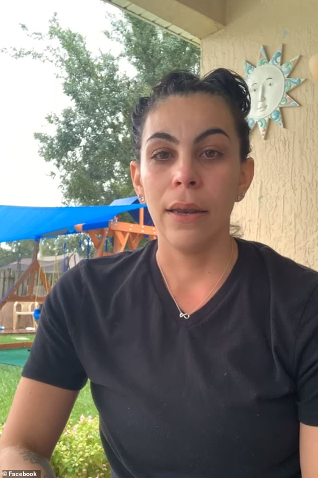 Ruffin released a tearful apology video explaining her side of the story saying she wanted to break up the fight rather than instigate anything