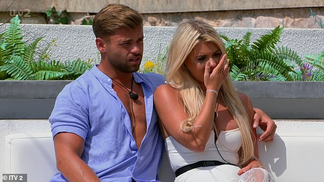 'Fame has nothing to do with it': Jake and Liberty quit Love Island a week before the show's final amid suspicions from his co-stars he didn't sign up to the series for genuine reasons