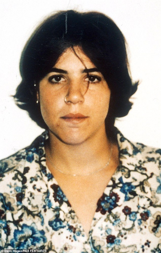 Tennis prodigy Jennifer Capriati at Coral Gables police station in Miami in 1994, where the 18 year old was charged with possession of cannabis
