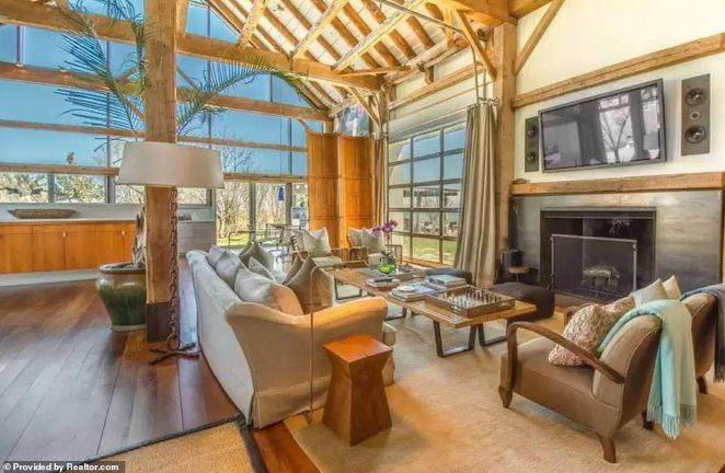 Manhattan woman Bridget Maguire rented Israeli Tahari's 4,500-square-foot property in Sagaponack, NY for $415,000