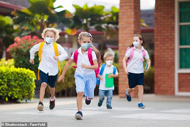 Children aged 12-15 will also be offered a single dose of the Covid vaccine - pending approval from experts - according to reports