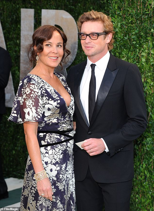 Sold!  Australian actor Simon Baker and ex-wife Rebecca Rigg quietly sold their Bronte home for