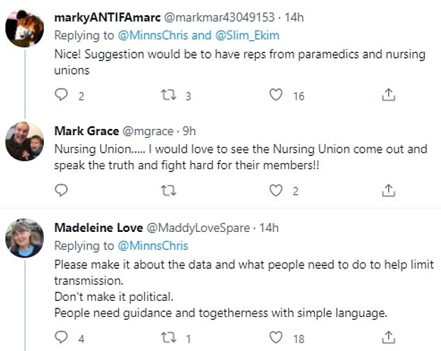 The response to Mr Minns' announcement was mixed, with some worrying he was making public health political
