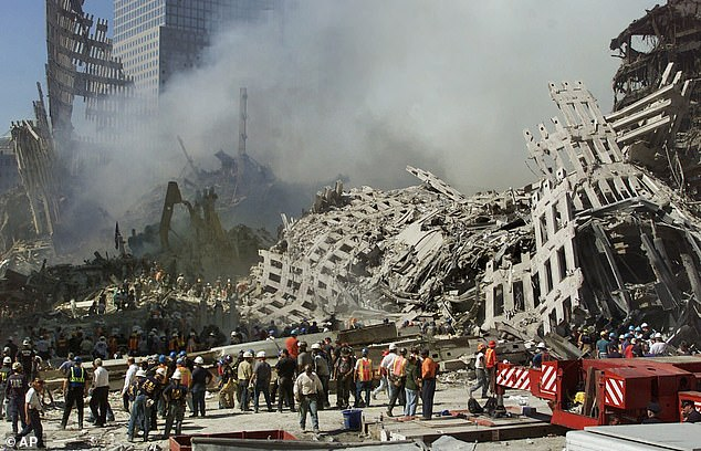 'It was an attack on the heteropatriarchal capitalistic systems that America relies upon to wrangle other countries into passivity,' wrote Jackson of the attacks on September 11, 2001