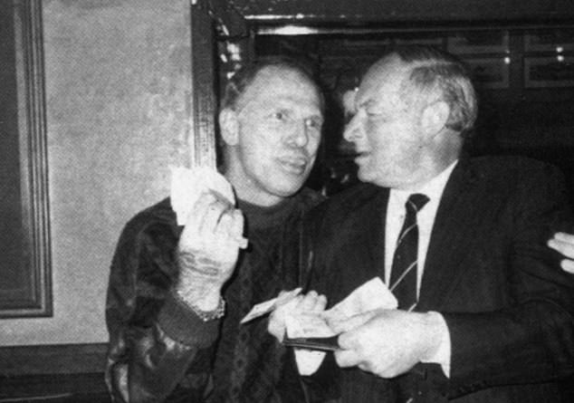 Rogerson and Smith could often be found drinking at inner-city pubs including Alexandria's Star and Iron Duke, the Captain Cook at Millers Point and the Lord Wolseley in Ultimo. They were photographed by a federal police surveillance unit in the Covent Garden at Chinatown