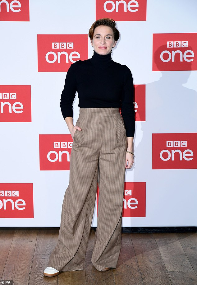 Wow!Vicky McClure has signed a 'dream deal' with ITV to 'create her own drama' alongside the team behind The Crown, where she will 'take on a leading role'