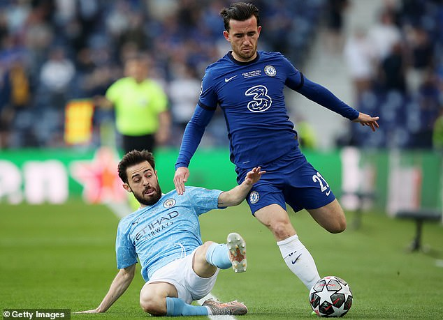 Cole's former club Chelsea beat Premier League rivals Manchester City in the final back in May
