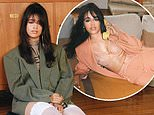 Camila Cabello chats candidly about her mental health as she poses for Hunger magazine
