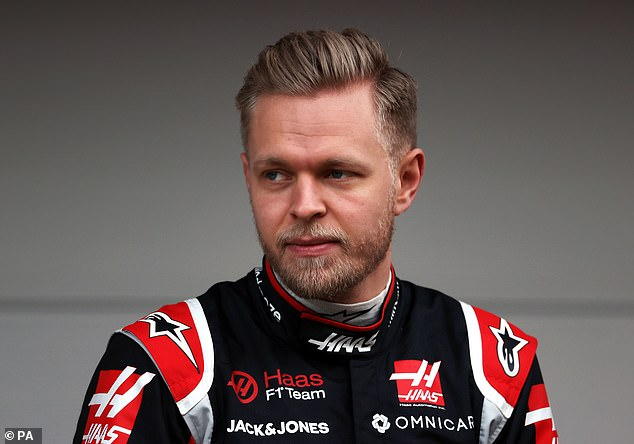 Danish driver Kevin Magnussen described a newer prototype of the device as like 'having a cap that's pulled down far'