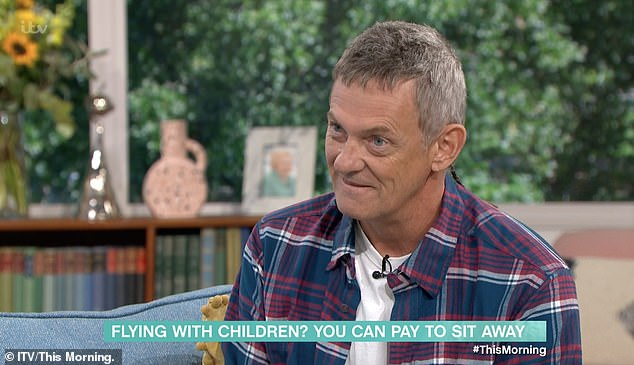 Matthew Wright said 'perverts' could take advantage of the situation by booking seats next to children on flights