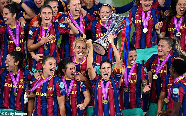 Barca thrashed Chelsea 4-0 in the final of last year's competition and will be tricky opponents