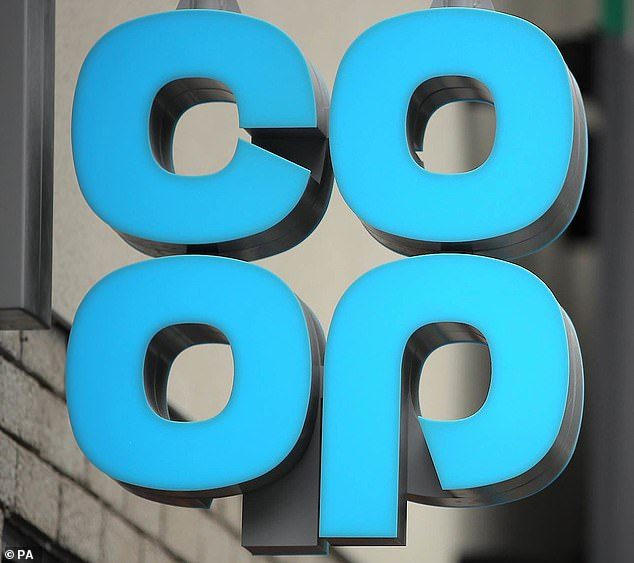 The Central England Co-op says shoppers are already keen on buying festive foods