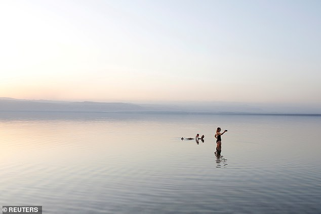 Its high level of salinity means its waters are incredibly rich in minerals and the health benefits of bathing in the Dead Sea have long been touted, though it is so salty that the water cannot support marine life