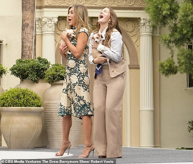 Therapy:And the We're The Millers star also said it was like 'an extraordinary therapy, better than any actual therapist that I've been going to for years on end'