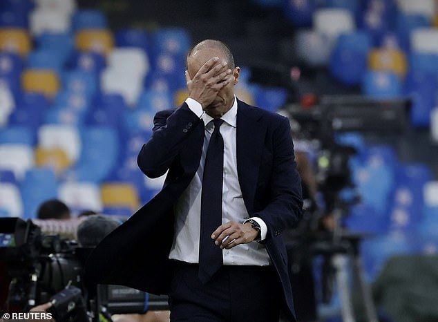 Massimiliano Allegri has returned as Juventus manager and clearly faces an uphill struggle