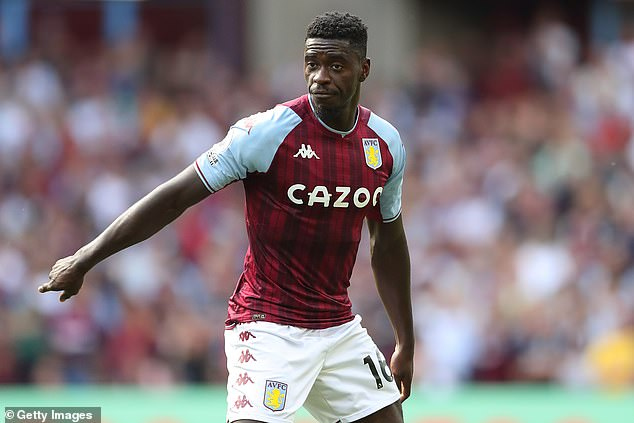 Manchester United defender Axel Tuanzebe is eager to join Aston Villa on a permanent basis