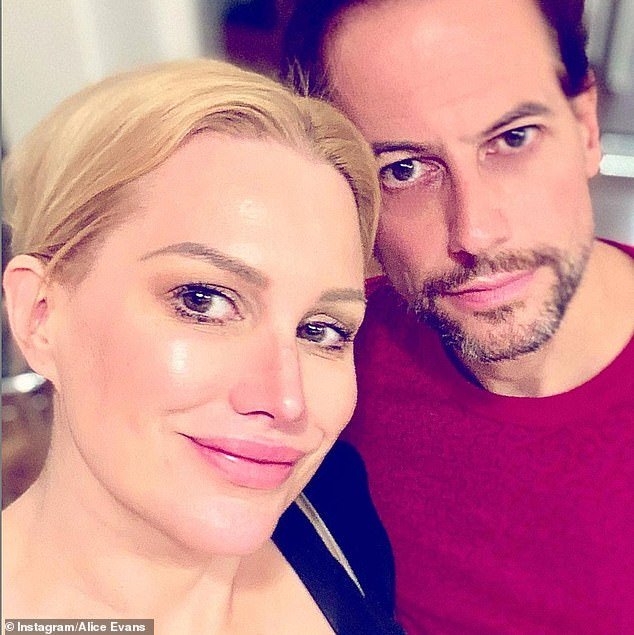 , Alice Evans launches Twitter rant accusing estranged husband Ioan Gruffudd of 'GHOSTING' her, The Today News USA