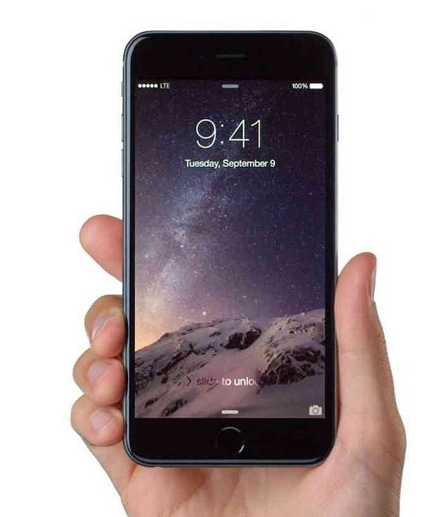 This issue affects multiple models including the iPhone 6 Plus (pictured), iPhone 6s Plus, and iPhone 7 and later, iPhone XS and later, iPhone SE 2.