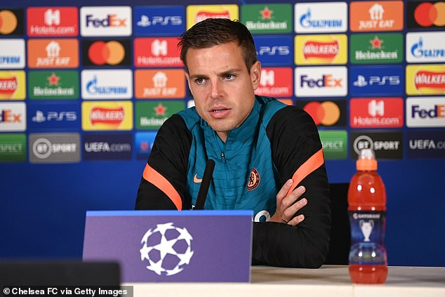 The Spaniard insists he is not worried about his contract situation at Stamford Bridge
