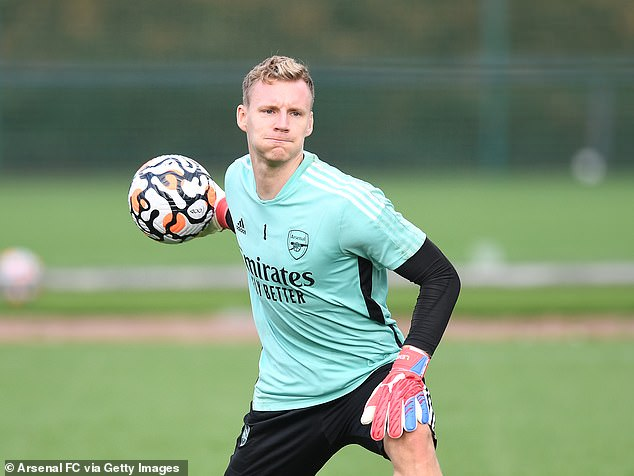 Bernd Leno is facing an uncertain future, with Arsenal contemplating selling the goalkeeper