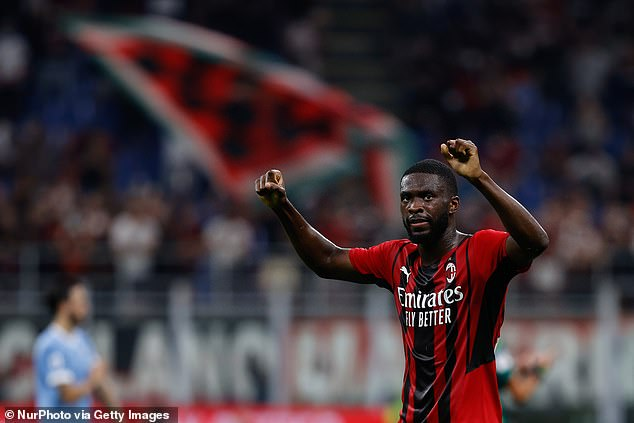 The centre back is hoping to help Milan create another Champions League epic with Liverpool