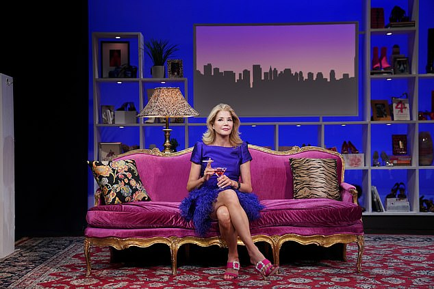 Talk about it! The 62-year-old author will perform a 12-week limited engagement at the Daryl Roth Theatre, with previews beginning on Nov.13 and an opening night set for Dec. 7.