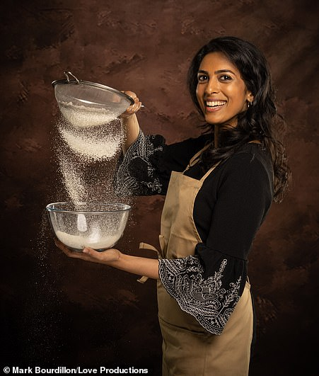 Quadrilingual Crystelle! This home baker brings her diverse heritage to the flavours in her baking