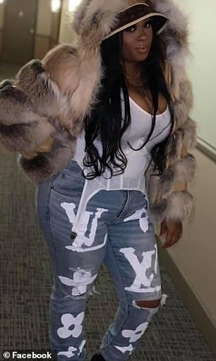 'Come on Fam, we gotta do better than this,' wrote Young's friend, Shari Logan, on Facebook. '#ShaniceYoung of Harlem was pregnant and killed by her ex after the baby shower.' 'This was completely #senseless and #unnecessary'