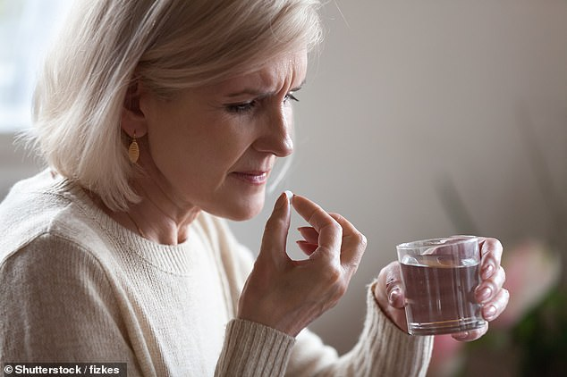 While some patients certainly do say they benefit from being prescribed antidepressants, the overprescribing of the drugs to people who don¿t need them is now a major concern in the UK [File photo]