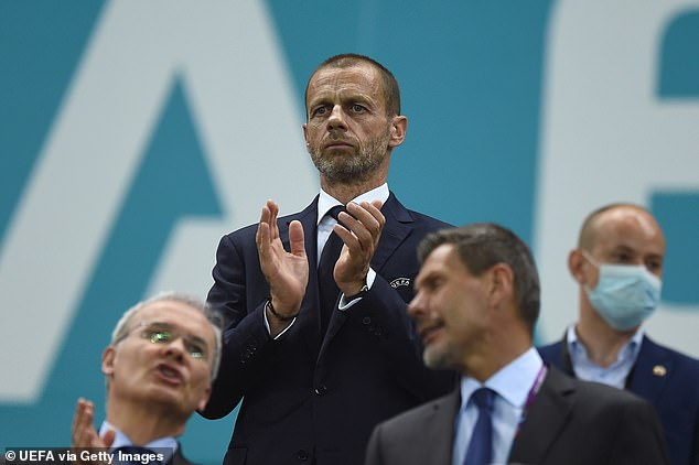 UEFA president Aleksander Ceferin has warned European nations could boycott the World Cup