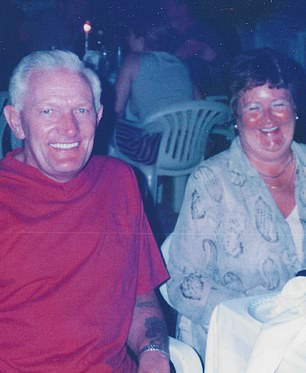Maureen Finch, in picture with husband David: 'It's not acceptable.  I have worked all my life.  I never asked for a penny'
