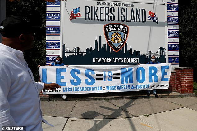 Advocates are calling on New York Governor Kathy Hochul to sign the Less is More act into law
