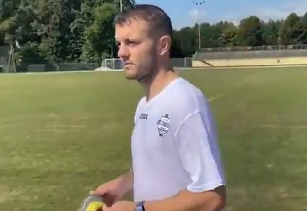 Wilshere is without a club and most recently spent a stint training with Serie B outfit Como