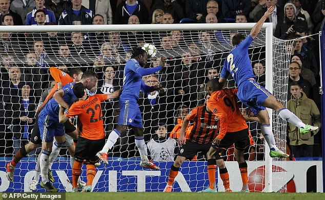 The mood at Stamford Bridge turned to esctasy when Victor Moses guided home a late winner