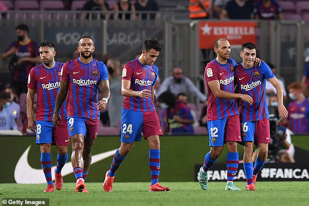 Barcelona appear to be a diminished force amid financial strife and off-field uncertainty