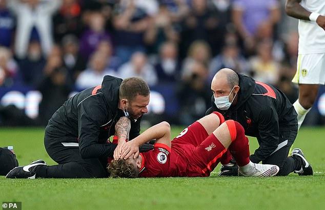 Liverpool manager Jurgen Klopp has confirmed that Harvey Elliott will have surgery today