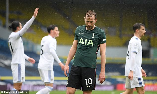 Watching the Champions League will hurt Harry Kane and if I was him I wouldn't turn on the TV