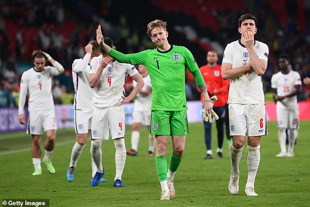 England lost the Euro 2020 final on penalties after their approach changed after half-time