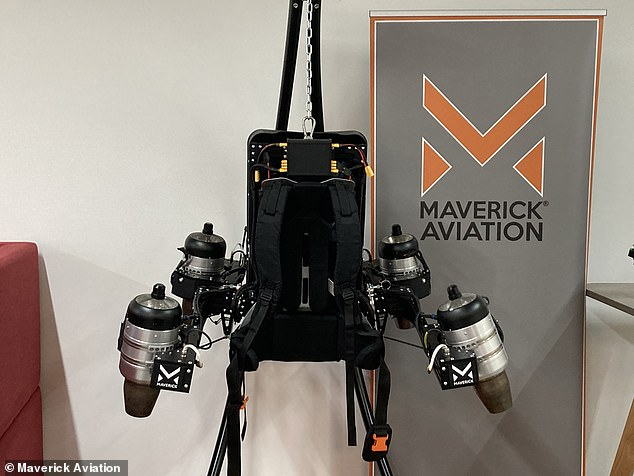 His device alumnus, is made from lightweight materials including titanium and carbon fiber, and will travel at speeds of up to 30mph, depending on the task.