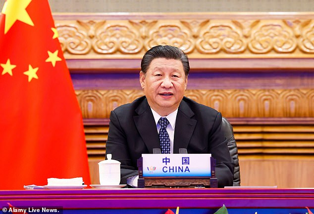 US intelligence reportedly concluded the government ofChinese President Xi Jinping was concerned about a potential US attack after the Jan. 6 riot