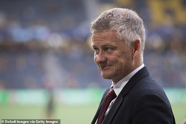 Manchester United manager Ole Gunnar Solskjaer has a wide array of options at his disposal